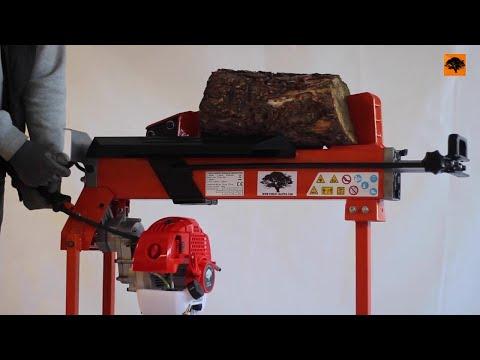 Forest Master FM10PTW Petrol Log Splitter