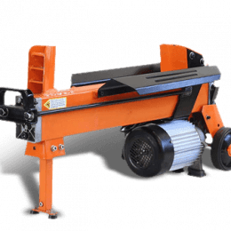 5 Ton Electric Log Splitter with Duocut Blade, FM10T, Forest Master