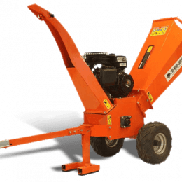 Forest Master, Petrol Wood Chipper and Shredder, 13HP Wood Chipper, FM13WC