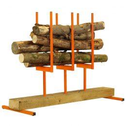 Forest Master Bulk Log Saw Horse 3, Bulk log stand, BLS3