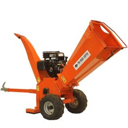 Forest Master 13hp Petrol Wood Chipper and Shredder, FM13-CHIP