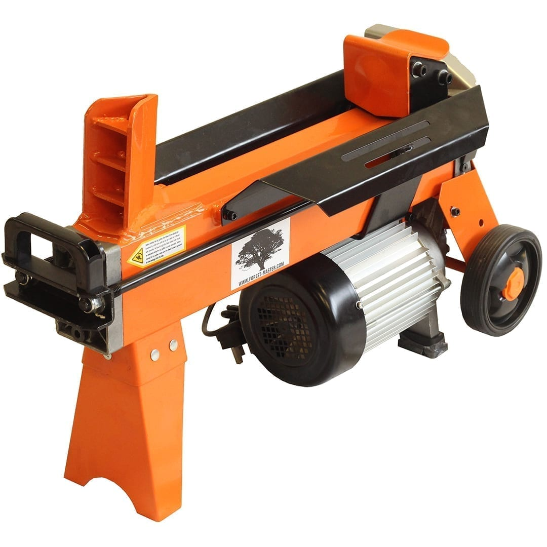 5-Ton Electric Log Splitter, Small to Medium Stoves, FM8