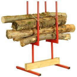 Forest Master Bulk Log Saw Horse 2, Bulk Log Stand, BLS2