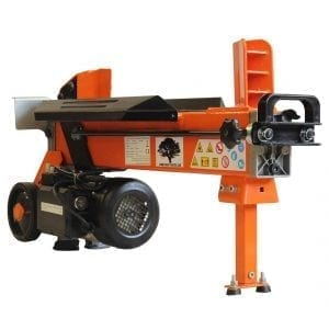 5-Ton Duocut electric Log Splitter with Guard, FM10D-TC