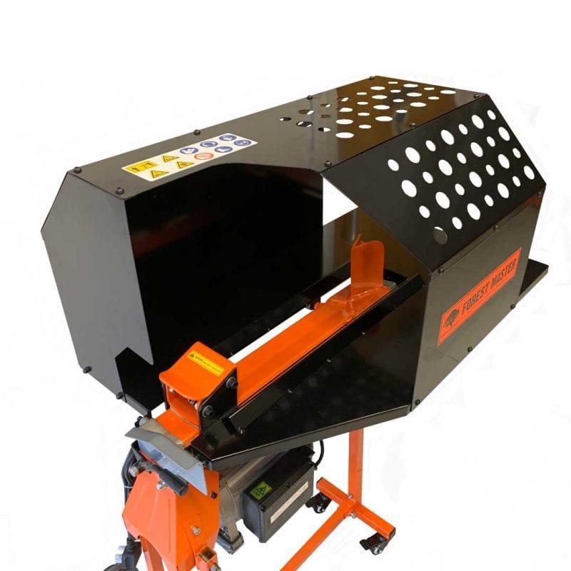 5-Ton Duocut electric Log Splitter with Guard, FM10D-TC