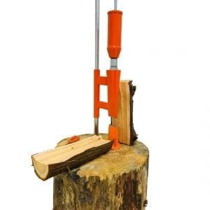 Forest Master Smart Splitter, Manual Log Splitter Axe, FMSS