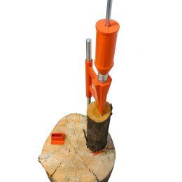 log splitter manual, safe log splitter
