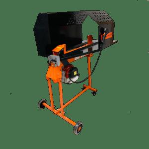 Forest Master, FM10 Splitter work bench and safety guard log catcher, FM10-TC