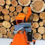 operating lever of log splitter
