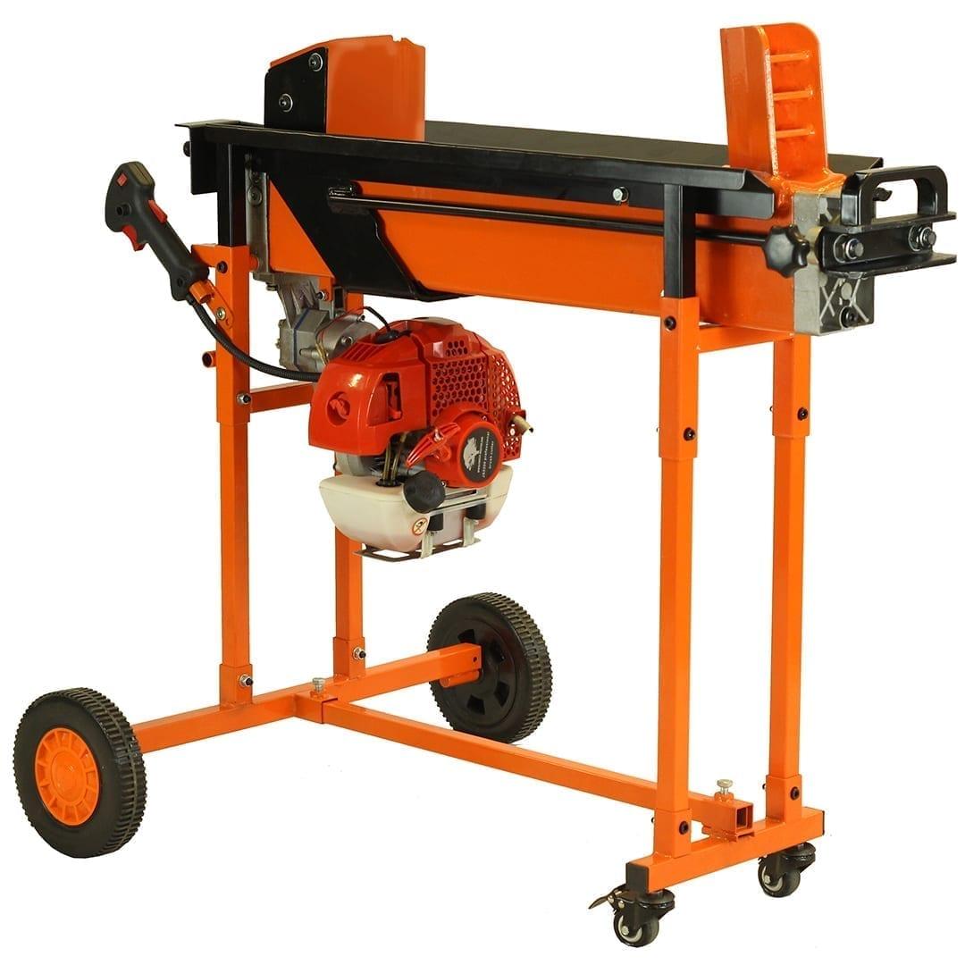 Forest Master 8 Ton Heavy Duty Log Splitter 52cc petrol engine, FM16PTW