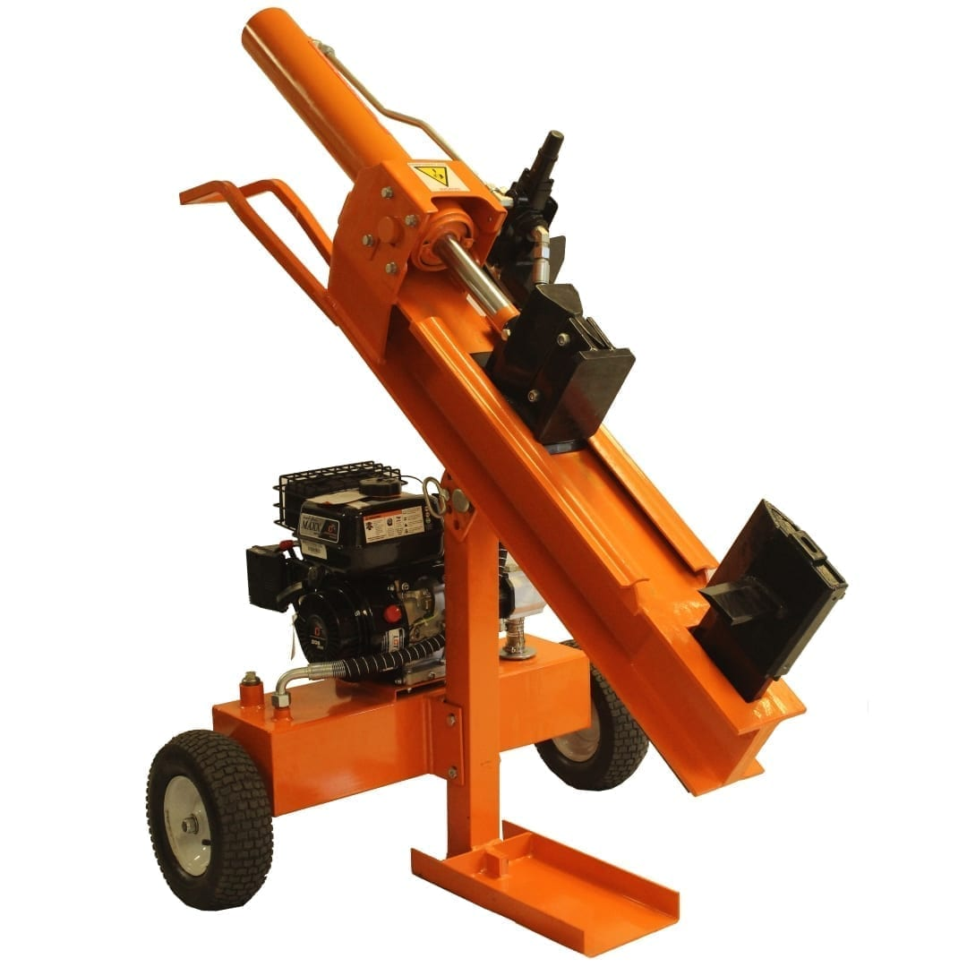 Forest Master Heavy Duty Duocut 4 Way Petrol Log Splitter, FM22P