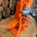 tree pusher, log lifter, peg holes