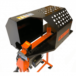 FM5 Splitter Work Bench and Safety Cage Log Catcher, FM5-TC
