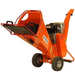 Forest Master 6.5hp Petrol Wood Chipper and Shredder, FM6.5WC