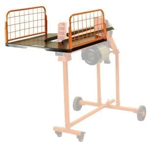 FM5 & FM8 Splitter Work Bench Log Catcher Tray, Forest Master, FM8-TRAY