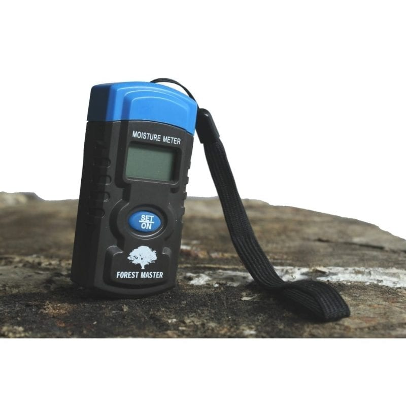 3 in 1 Digital Moisture Meter Damp Detector, Timber Wood Log Tester Plaster, FM-MM1