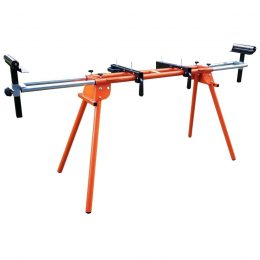 Forest Master Mitre Saw Stand Workbench with Roller Supports, CSM-BASE