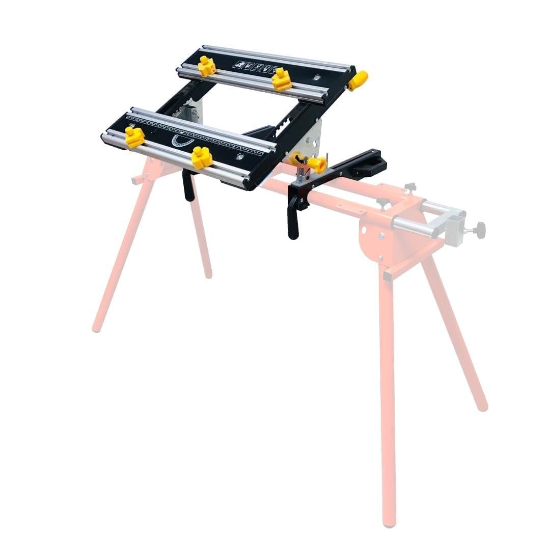 Adjustable Tilting Workbench for Mitre Saw Stands, FMWB