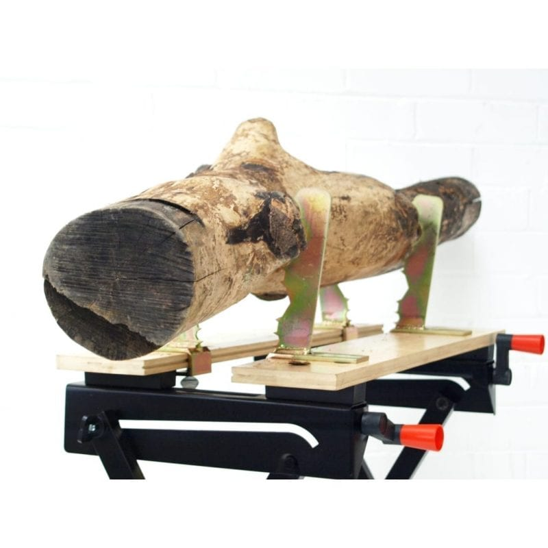 Forest Master, Bench Jaw Log Clamps, BenchJL