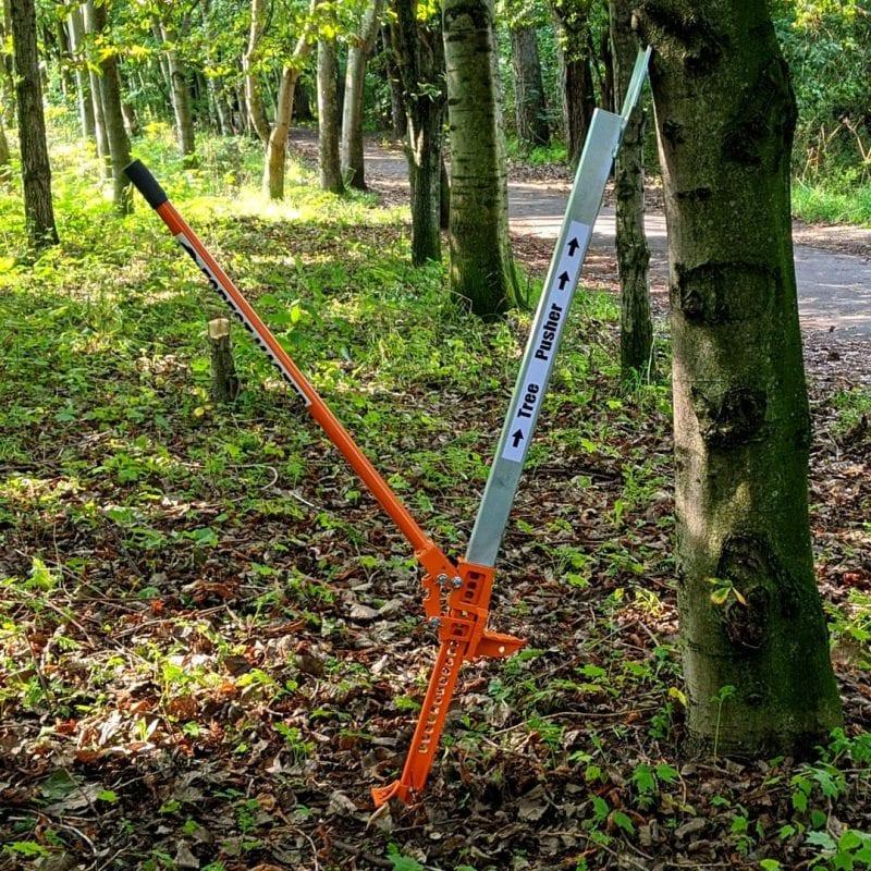 tree pusher, tree surgeon tool, multi-tool