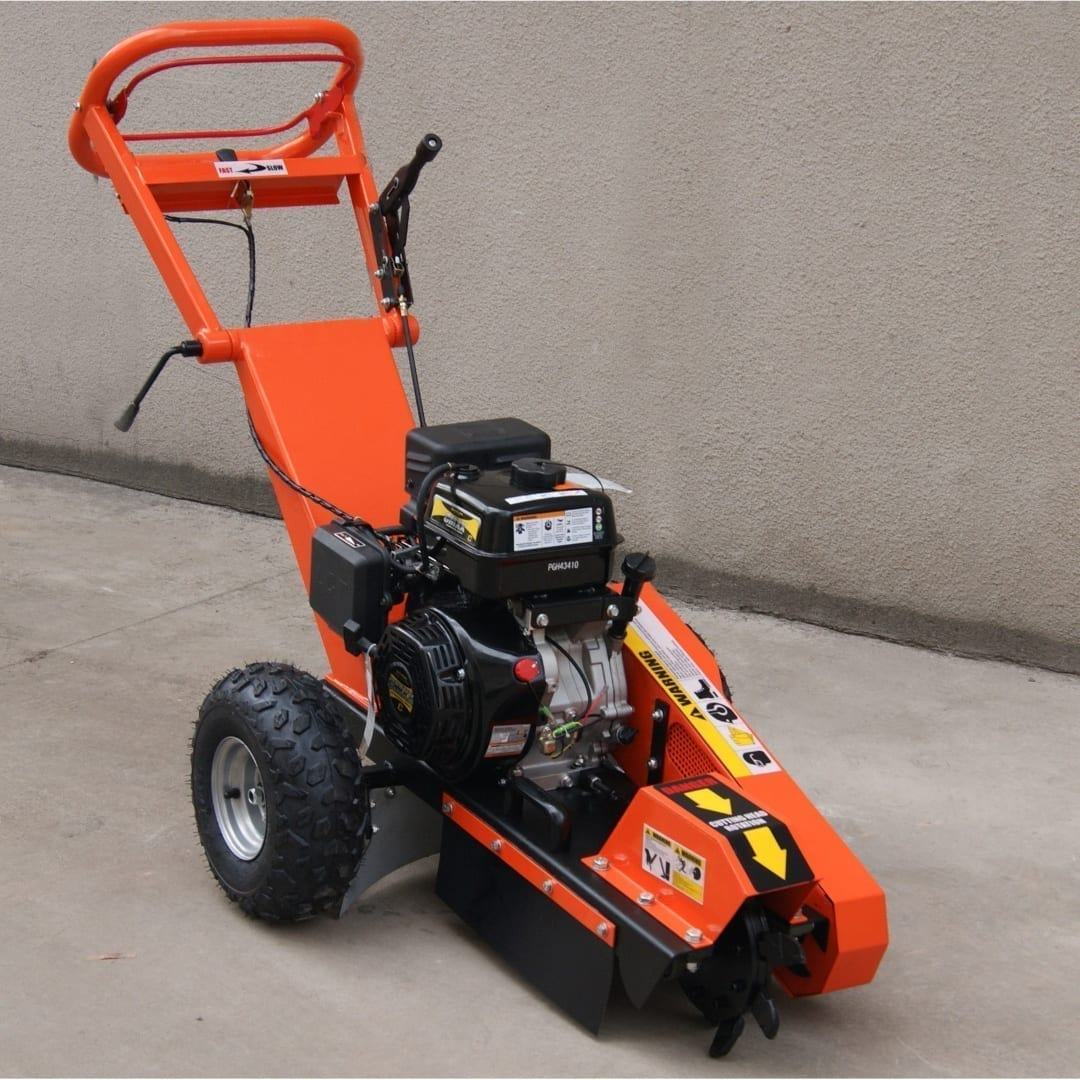 Forest Master Stump Grinder, Stump and Root remover, FM13SG