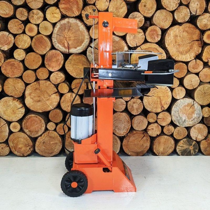 8 ton electric log splitter, fm8ve