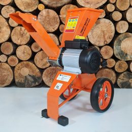 Electric Wood Chipper, 4HP Wood Chipper and Garden Shredder, FM4DDE