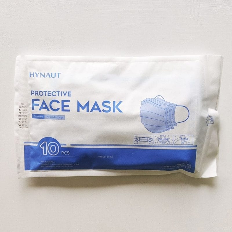 ppe mask, disposable face mask, protective equipment, 50 face masks