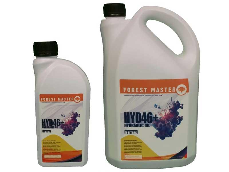 High Performance Hydraulic Fluid, ISO 46, Hydraulic Oil