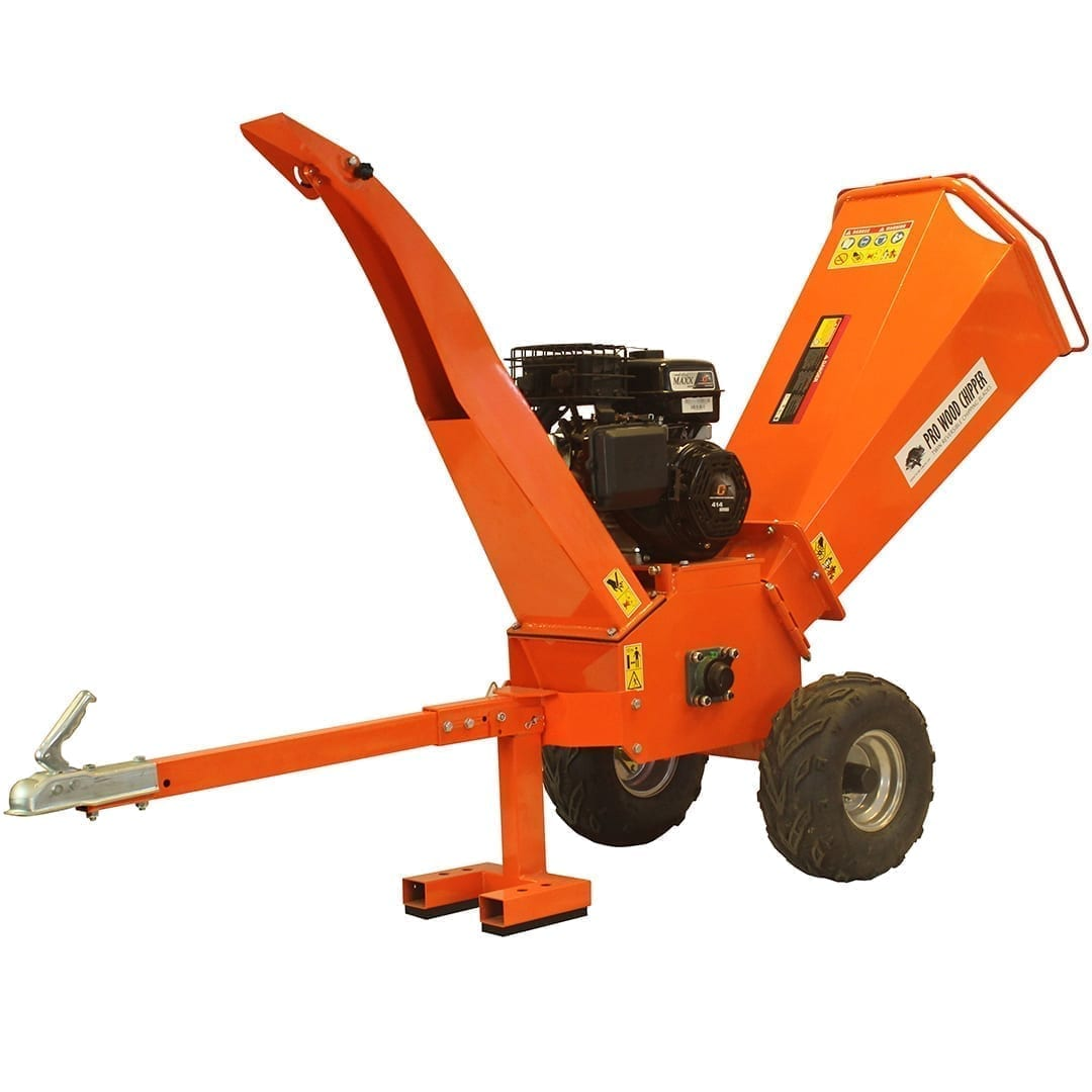 15hp wood chipper, forest master