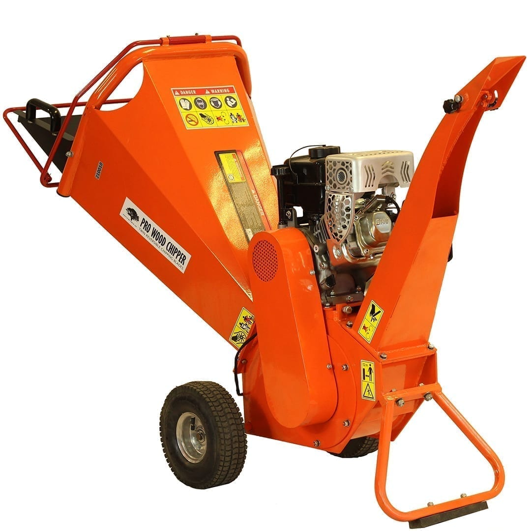 6.5hp wood chipper, forest master