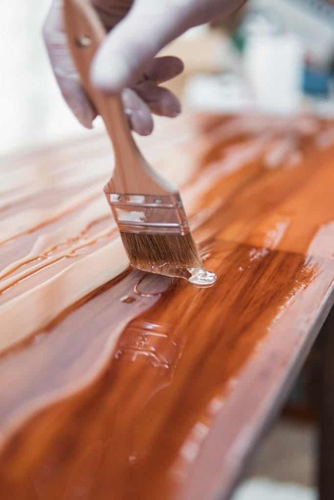 How to treat wood