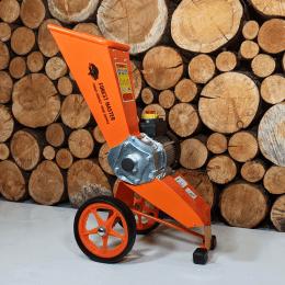 garden mulcher, electric mulcher, leaf mulcher, fm4dde-mul