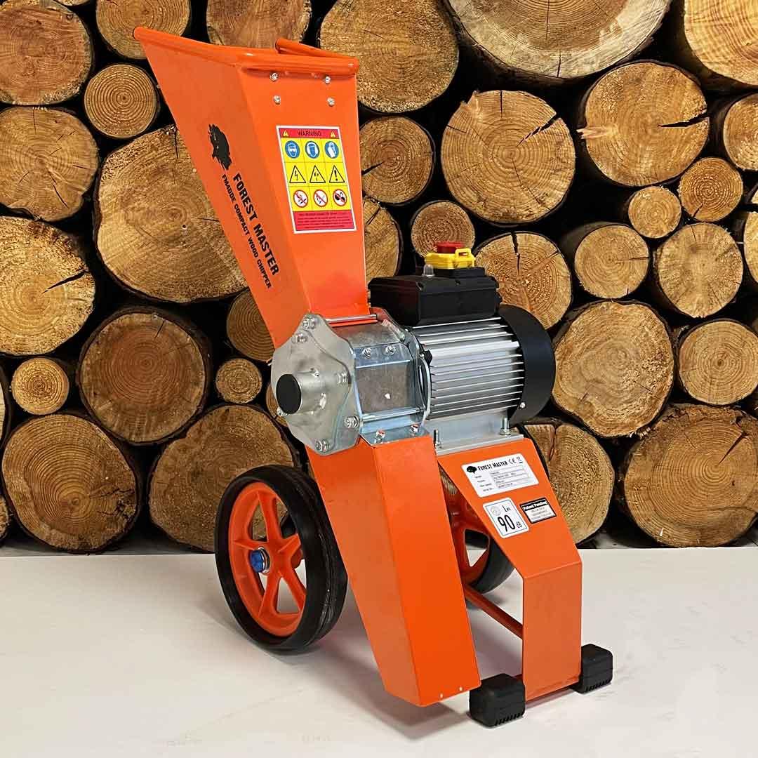 garden shredder, mulcher, wood chipper