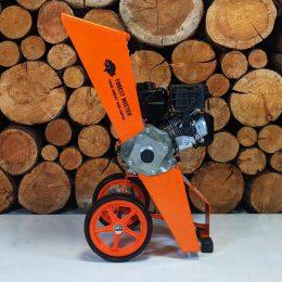 petrol mulching machine, animal fodder shredder, petrol shredder