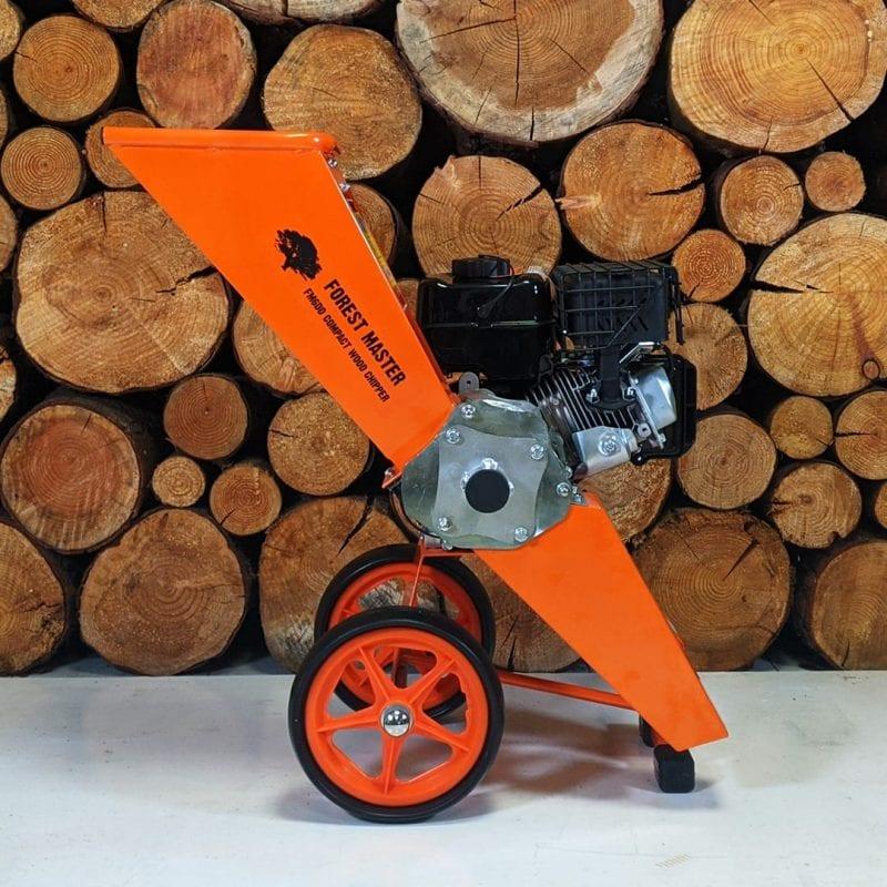 garden mulching machine, mulching tool, petrol mulcher