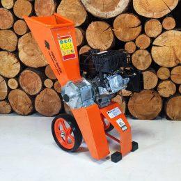 petrol mulcher, mulcher chipper, garden mulch