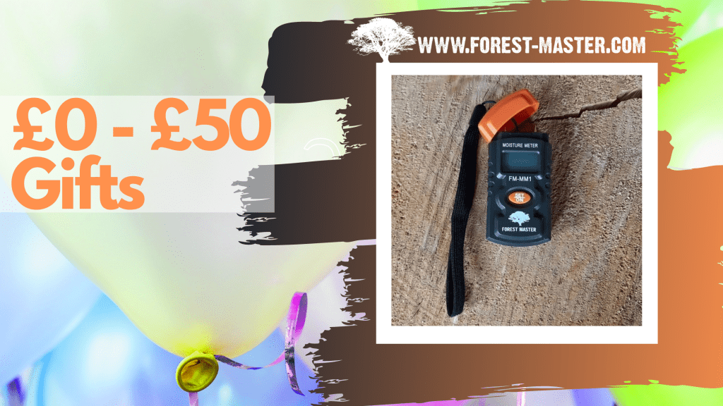 Gardening Gifts for Men, Moisture Meter, Forest Master, Father's Day