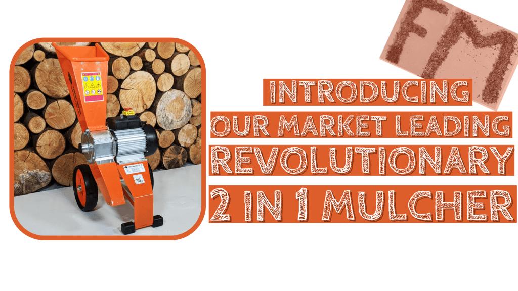 Mulch, Mulcher, Mulching Machine, Chipper, Wood Chipper