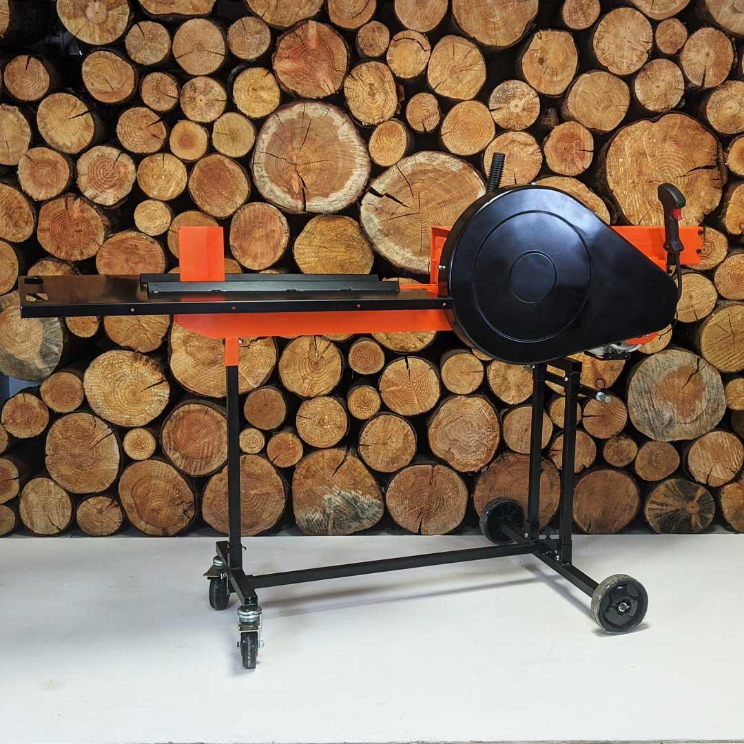 Kinetic Flywheel, Kinetic Log Splitter, Petrol