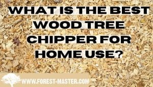 what is the best wood chipper for home use, banner