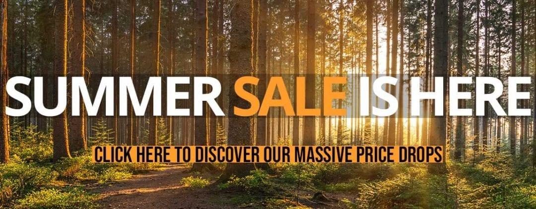 log splitter sale, summer sale, forest