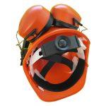 safety helmet, adjustable toggle