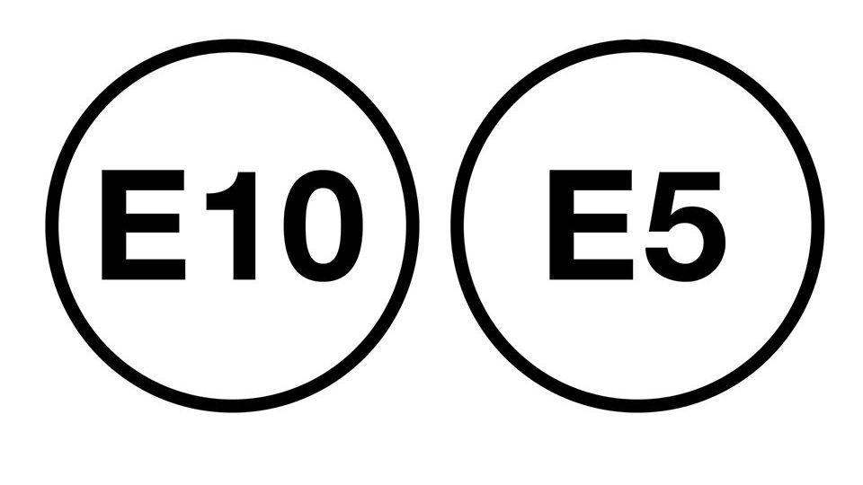 e10 fuel, e5 petrol